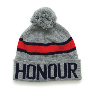 Шапка - Honour Over Glory - Honour Bobble Grey ― On-stuff
