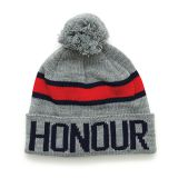 Шапка - Honour Over Glory - Honour Bobble Grey