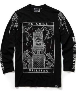 Лонгслив - Killstar - No Chill ― On-stuff