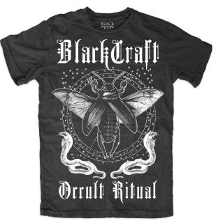 Футболка - Blackcraft - Occult Ritual ― On-stuff