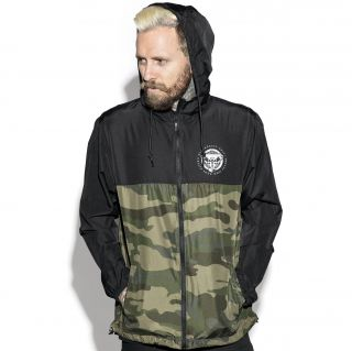Куртка - Blackcraft - Staple Black on Camo ― On-stuff
